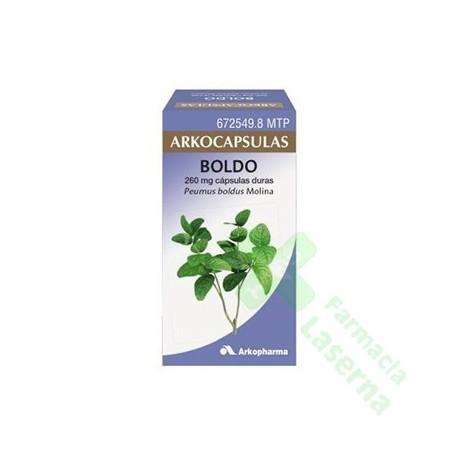ARKOCAPSULAS BOLDO 50 CAPS
