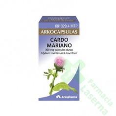 ARKOCAPSULAS CARDO MARIA 50 CAPS
