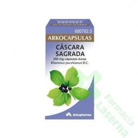 ARKOCAPSULAS CASCAR SAGRADA 50 CAPS