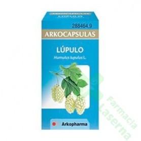 ARKOCAPSULAS LUPULO 50 CAPS