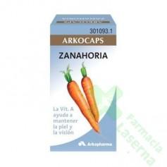 ARKOCAPSULAS ZANAHORIA 50 CAPS