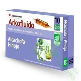 ARKO ALCACHOFA-HINOJO 10 AMP BEBIBLES