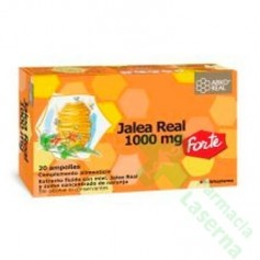 ARKO JALEA REAL 1000 MG 20 AMP