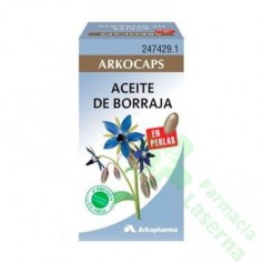 ARKOFLUIDO ACEIT BORRAJA 50 CAPS