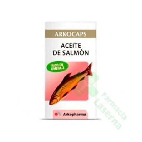 ARKOFLUIDO ACEIT SALMON 50 CAPS