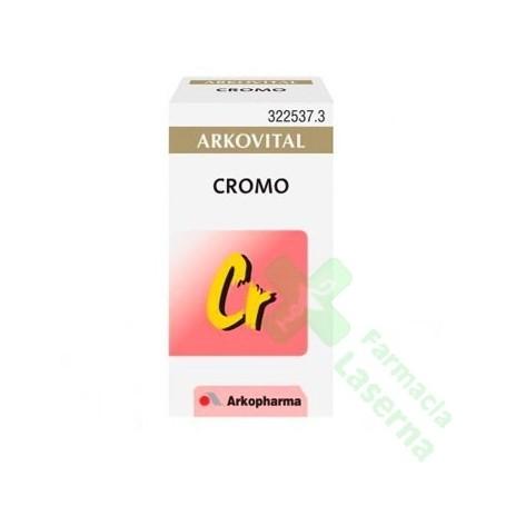 ARKOVITAL CROMO 50 CAPS