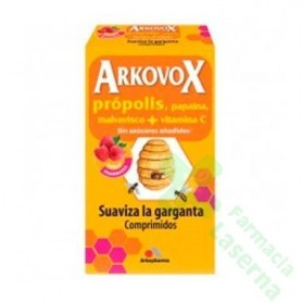 ARKOVOX PROPOLIS-VIT C 20 COMP