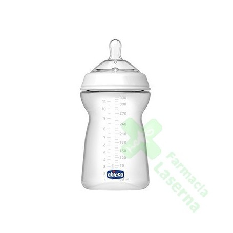 BIBERON CHICCO SILICONA 0 BPA PLASTICO PP T STEP