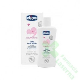 CREMA CORPORAL FLUIDA CHICCO BABY MOMENTS 500 ML