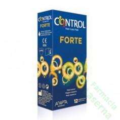 PROFILACTICO CONTROL ADAPTA FORTE 12 UDS