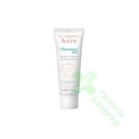 AVENE CLEANANCE EMULSION REGULAR 40 ML