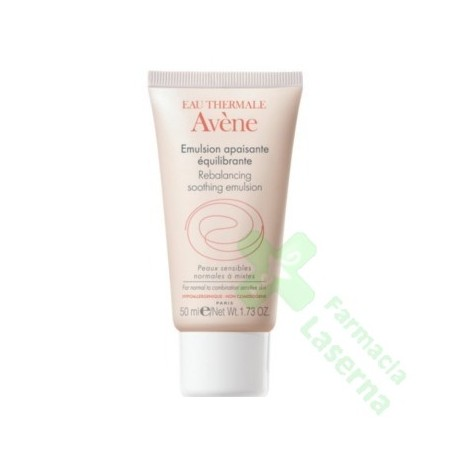 AVENE EMULSION FLUIDA EQUILIBR 40 ML