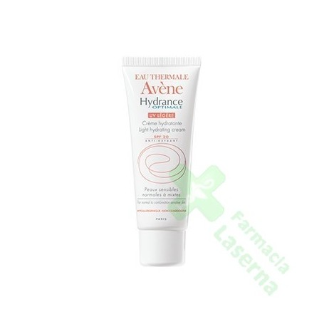 AVENE HYDRANCE OPTIM LIGERA SPF20 40 ML