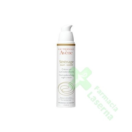 AVENE SERENAGE CREMA DE NOCHE 40 ML