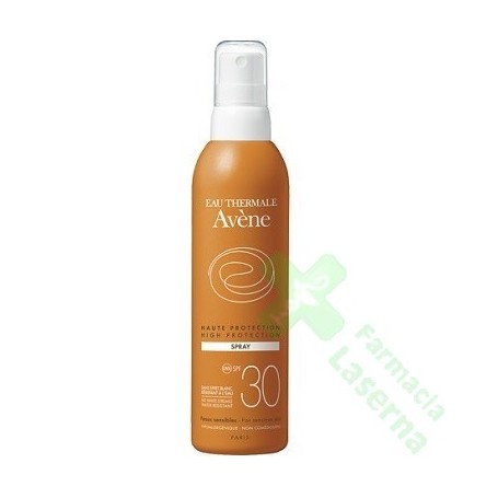 AVENE SPF30 SPRAY ALTA PROTECCION 200 ML