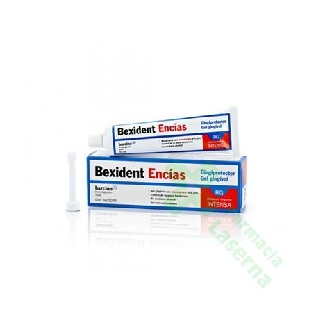 GEL BUCAL BEXIDENT ENCIAS 50 ML
