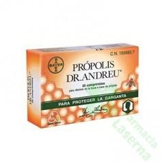 PROPOLIS DR. ANDREU 20 COMP