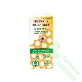 PROPOLIS DR. ANDREU SPRAY ORAL 20 ML