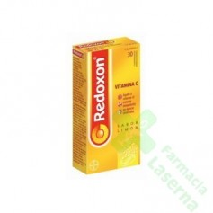 REDOXON VITAMINA C 1000 MG 30 COMP EFERVESCENTES