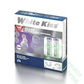 WHITE KISS FLASH KIT COMPLETO