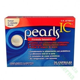 PEARLS IC CUIDADO INTENSVO 30 CAP