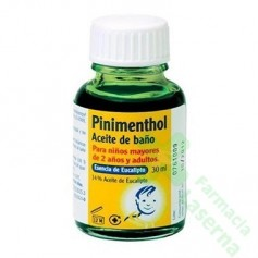 PINIMENTHOL ACEITE BAÑO 30 ML