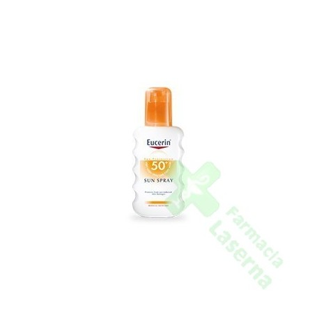 EUCERIN SOL SPRAY SPF50 200 ML