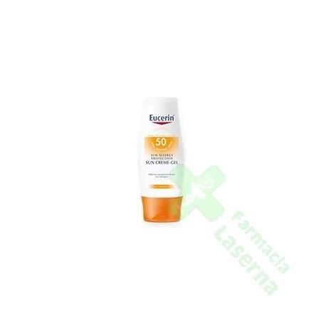 EUCERIN SOLAR ALLERGY CREMA/GEL SPF50+ 150 ML