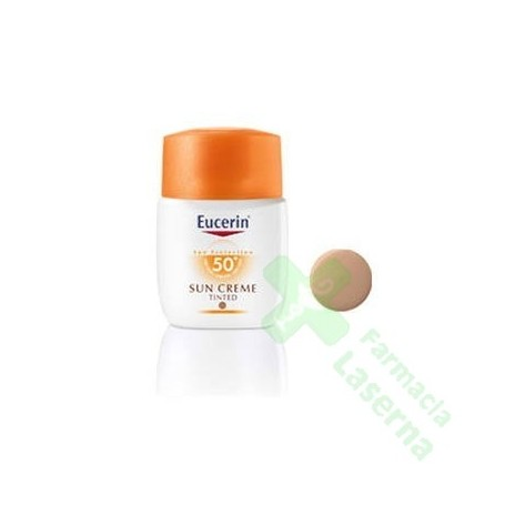 EUCERIN SUN PROTECTION 50+ SUN CREMA TINTED 50 ML