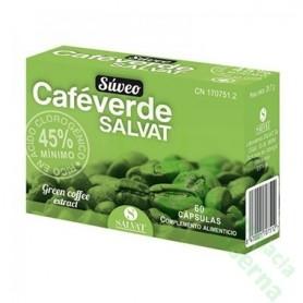 SUVEO CAFEVERDE SALVAT 60 CAPS