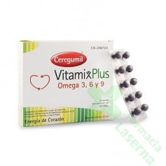 CEREGUMIL VITAMIX PLUS 30 CAPS