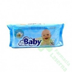 MAYBABY TOALLITAS INFANTILES INDAS 72 UDS