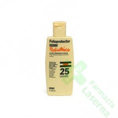 FOTOPROTECTOR ISDIN SPF25 PEDIATRIC 200 ML