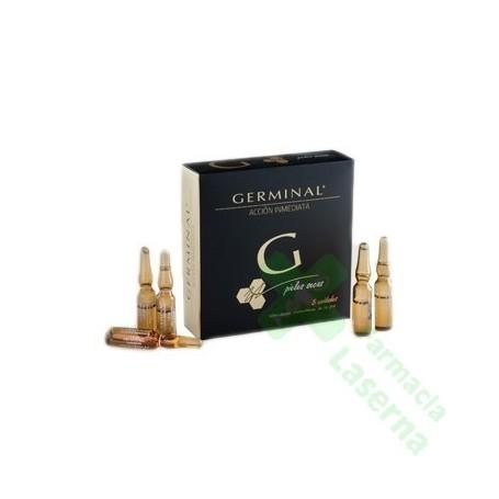 GERMINAL ACCION INMEDIATA PIEL SECAS 5 AMP