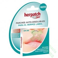 HERPATCH PARCHES HERPES LABIAL