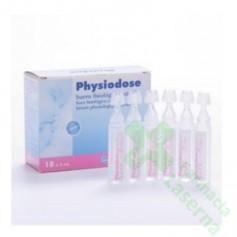 PHYSIODOSE SUERO 18X5 UNIDOSIS