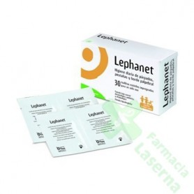 LEPHANET TOALLITAS LIMPIADORAS 30 UDS