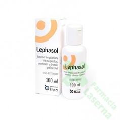LEPHASOL LOCION LIMPIADORA 100 ML