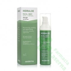 HIDRALOE GEL ALOE 60 ML