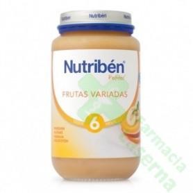 NUTRIBEN FRUTAS VARIADAS 250 G