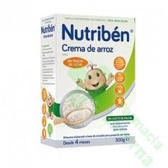 NUTRIBEN CREMA ARROZ 300 G