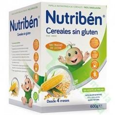 NUTRIBEN CERERALES SIN GLUTEN 600G