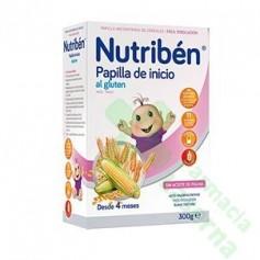NUTRIBEN PAPILLA INICIO AL GLUTEN 300 G