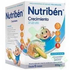 NUTRIBEN CRECIMIENTO 600G