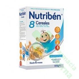 NUTRIBEN 8 CEREALES 300G