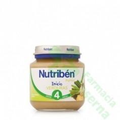 NUTRIBEN BEBE INICIO VERDURA 130 G