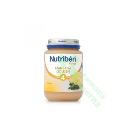 NUTRIBEN JUNIOR MANZANA 200 G