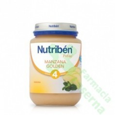 NUTRIBEN JUNIOR MANZANA 200 G