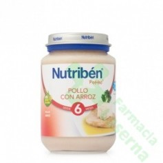 NUTRIBEN JUNIOR POLLO ARROZ