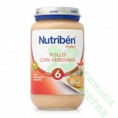 NUTRIBEN 250 POLLO VERDURAS